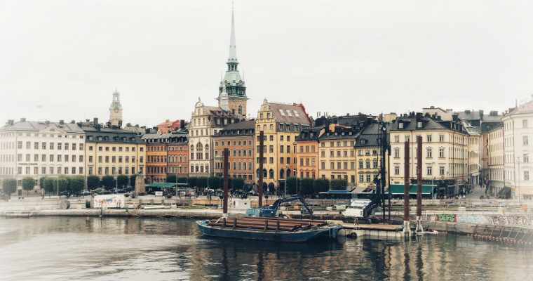 40 hours in Stockholm – Part  2 – Vaxholm Boat Tour