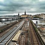 40 hours in Stockholm - Part  3 - Södermalm and night view of Stockholm