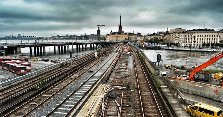 40 hours in Stockholm – Part  3 – Södermalm and night view of Stockholm