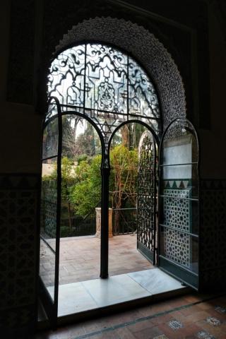 Seville_Royal Alcázar_Garden