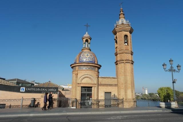 Seville_Triana_Castillo de San Jorge