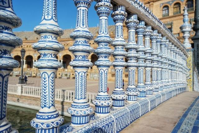 Seville_PlazaDeEspana_Ceramics