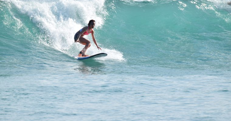 A new chapter in life – To surf on those waves of passions in the ocean of life