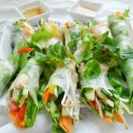 Vietnamese Summer Rolls - Light version - 2 ways