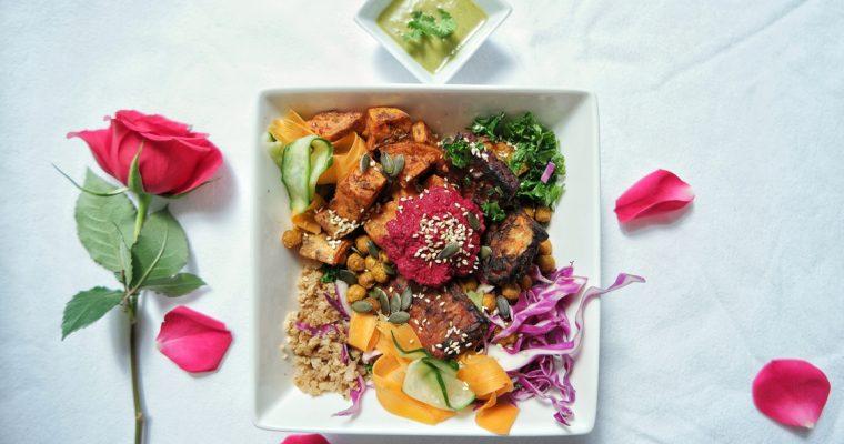 Healthy lunch ideas with Tempeh + BONUS recipe (VG, DF)