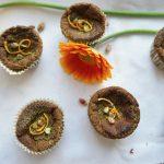 Healthy Orange Pistachio Muffins - Vegan, dairy-free, gluten-free