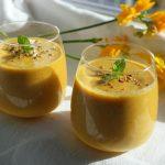 Healthy Pumpkin Carrot Breakfast Smoothie