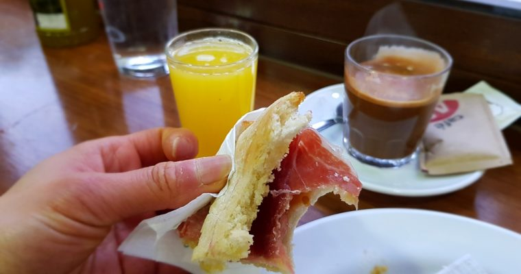 Seville travel guide – Where to eat (part 2) – Breakfast and Bakeries