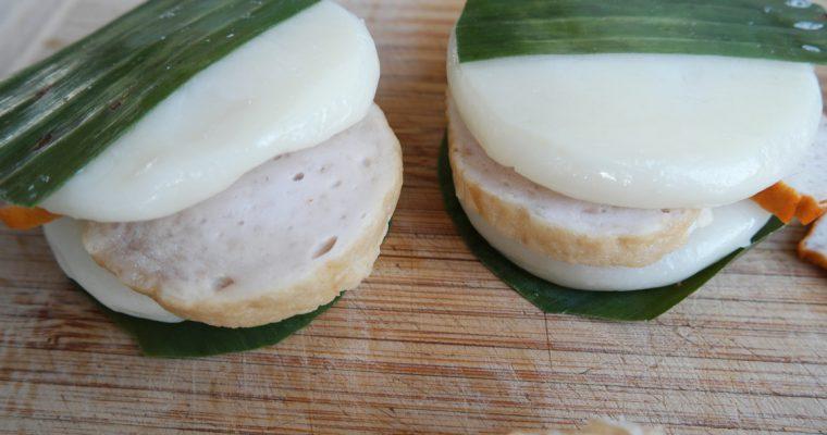 Speedy Vietnamese Glutinous Rice Cake (Banh giay)