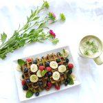 The Ultimate Coconut Matcha Waffles – Vegan, Gluten-free, sugar-free!